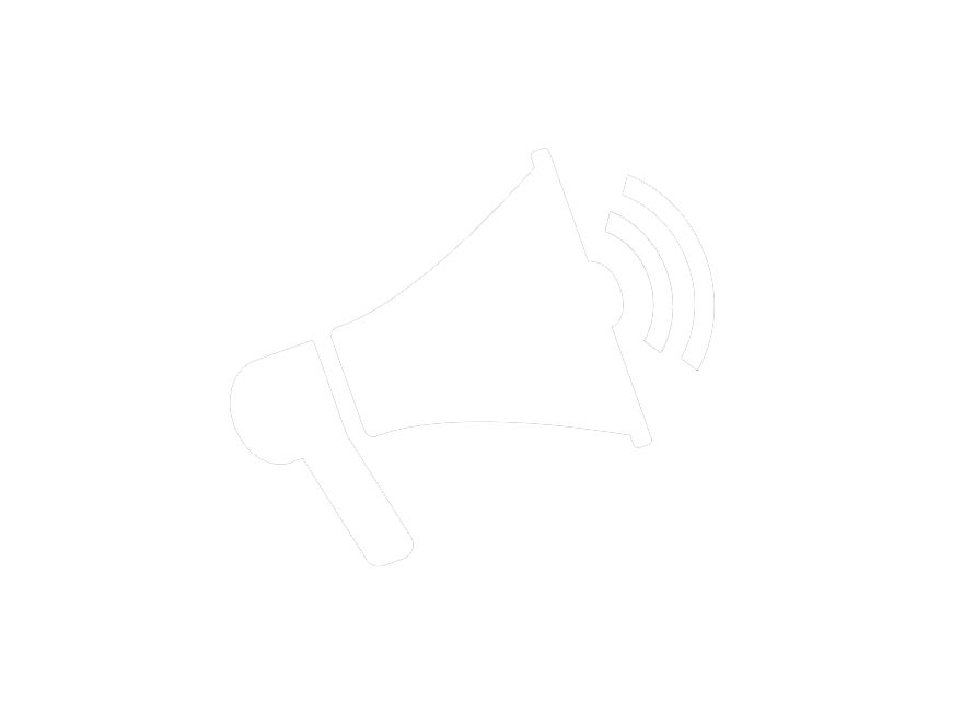Icon of a megaphone
