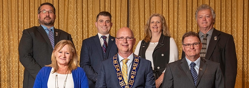 Loyalist Township Council members