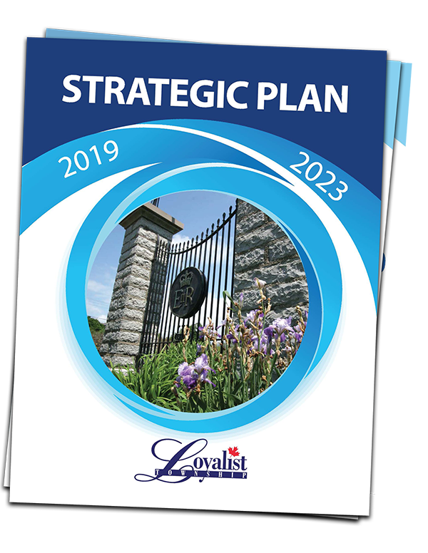 Cover of Strategic Plan document