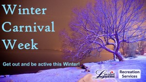 winter carnival ad